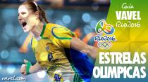 Conheça Duda Amorim: melhor jogadora de handebol do mundo em 2014 e esperança da seleção
