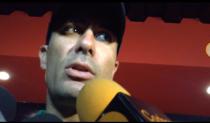 """Edgar Dueñas: """"Se hizo un partido de regular a bueno"""""""