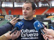 """Carles Duran: """"Jugamos ante un equipo muy importante, será difícil"""""""