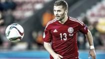 Durmirsi disputa los 90 minutos en la derrota de Dinamarca