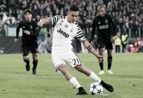 Com gol de Dybala, Juventus vence Porto e se classifica às quartas da Champions