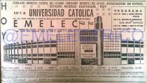 Emelec y Universidad Católica, dos viejos conocidos.