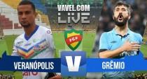 Resultado Veranópolis x Grêmio no Campeonato Gaúcho 2016 (0-1)