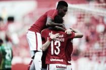 """Argel destaca versatilidade das peças do Internacional: """"Jogamos com vários esquemas"""""""
