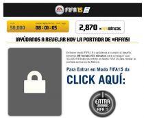 EA Sports revelará portada del FIFA 15