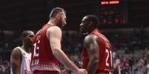 Legabasket Serie A: travolgente l'Olimpia Milano su Capo d'Orlando