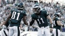 Seriedad y solvencia: Los Eagles van en serio