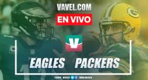Resumen y touchdowns: Philadelphia Eagles 34-27 Green Bay Packers en NFL 2019