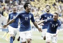 Conte praises Italian team after faith in Éder pays off