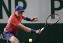 French Open: Edmund forced out due to stomach muscle injury