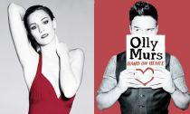 Olly Murs y Edurne interpretan juntos 'Hand On Heart'