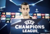 """Maxime Gonalons: """"Queremos ganar al menos un partido en esta fase de grupos"""""""