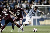 Málaga CF - Deportivo: puntuaciones del Málaga, jornada 33 Liga BBVA