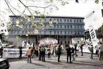 Un centenar de examinadores pide ante la DGT más seguridad y menos carga de trabajo