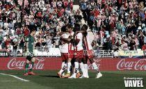 UD Almería - SD Eibar: puntuaciones del Almería, jornada 33 de la Liga BBVA