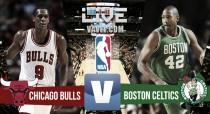 Resultado Chicago Bulls vs Boston Celtics en vivo online en NBA 2016