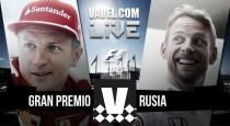 GP de Rusia 2016: entrenamientos libres 3 en vivo y en directo online