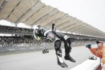Vuelta al 2015. GP de Malasia: Zarco se despide de la gira con la octava de la temporada