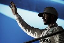 """Lewis Hamilton: """"Estoy contento de poder subir al podio de nuevo"""""""