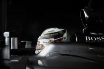 """Lewis Hamilton: """"Sólo un coche puede pasar por la curva uno"""""""