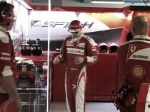 """Kimi Raikkonen: """"Ha sido una buena clasificación"""""""