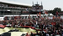 Monza seguirá siendo de color rojo