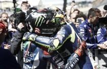 Vuelta al 2015. GP de Francia: El espartano gana en el primer doblete de Yamaha