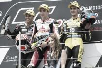 Vuelta al 2015. GP de Alemania: De Radiguès a Siméon y Zarco es más líder