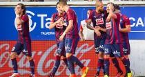 Liga, un eroico Eibar stoppa uno spento Siviglia (1-1)