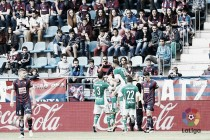 Eibar - Real Betis: puntuaciones Real Betis, jornada 37 Liga BBVA