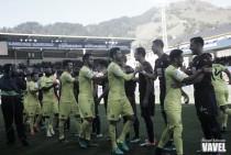 El Eibar gana al Villarreal por primera vez en Primera División