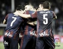 Recordando el Éibar 2-1 Real Sociedad de la temporada pasada