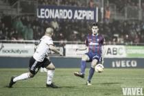 Cuatro partidos ante el Eibar, cero derrotas