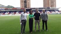 La Diputación colabora con el Eibar