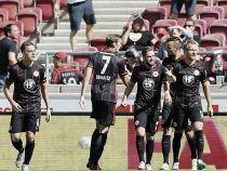 El Eintracht se aprovecha de la fragilidad del Stuttgart