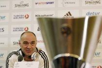 Pablo Laso, mejor entrenador de la Euroliga