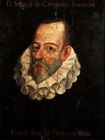 Avances en la búsqueda de Miguel de Cervantes