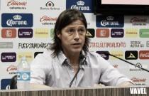 """Matías Almeyda: """"Vamos pensando partido tras partido"""""""