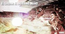 El Sadar, infierno para el Real Zaragoza desde hace 12 años