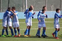 El Atlético Baleares gana en el regreso de Siviero