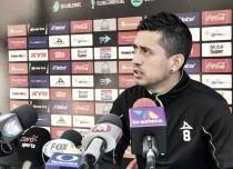 Elías Hernández, feliz en León tras renovación