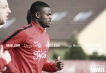 Elderson Echiéjile, titular con la Selección nigeriana