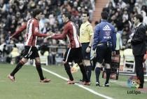 "Gorka Elustondo: ""Esos dos goles antes del descanso han sido un duro castigo"""
