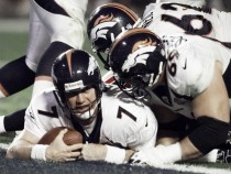Super Bowl XXXIII: estrellas, muchos puntos, poco suspense y un retiro