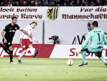 RB Leipzig 2-1 Fortuna Düsseldorf: Bulls take all three points with strong showing early on