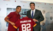 Emanuelson, fuera de la lista de la Champions en la Roma