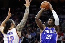 Nba - In sala video: Fate largo a Davis e Embiid, i lunghi moderni