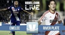 Emelec vs River Plate en vivo online por Conmebol Libertadores