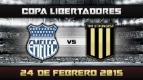 Resultado Emelec vs The Strongest en vivo online (3-0)