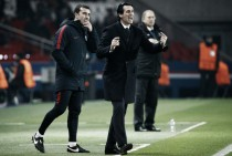 Emery mostra insatisfação após PSG terminar em segundo no grupo da UCL